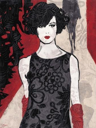 Runway Girl by Melissa Pluch