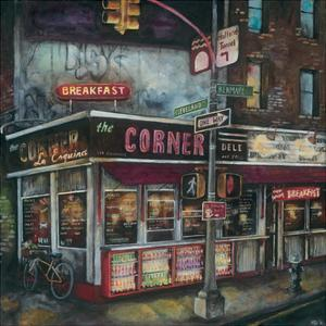 La Esquina, New York by Melissa Sturgeon