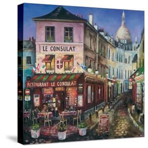 Le Consulat, Paris by Melissa Sturgeon