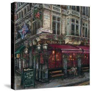The Red Lion, Westminster by Melissa Sturgeon