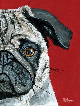 Pug a Boo by Melissa Symons