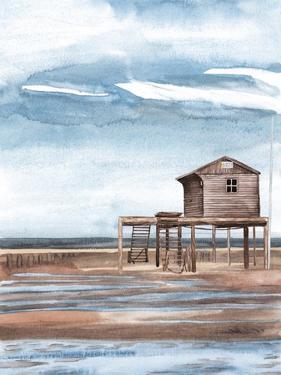 Along the Shoreline I by Melissa Wang