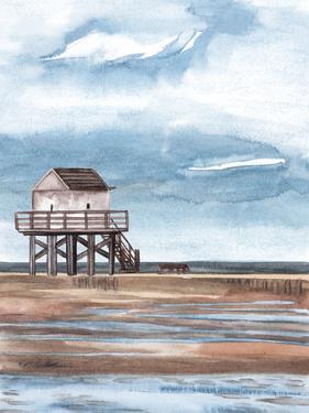 Along the Shoreline II by Melissa Wang