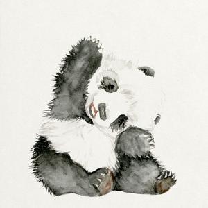 Baby Panda I by Melissa Wang