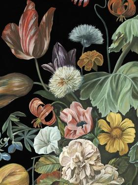 Baroque Floral I by Melissa Wang