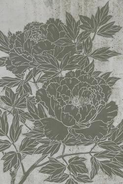 Blooming Peony I by Melissa Wang