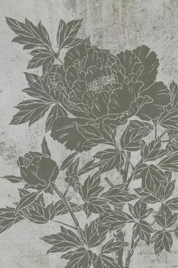 Blooming Peony II by Melissa Wang