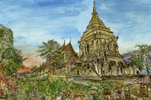 Chiang Mai II by Melissa Wang