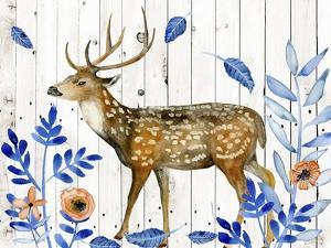 Dear Deer II by Melissa Wang