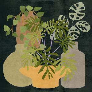 Decorative Vases IV by Melissa Wang