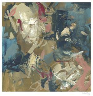 Diffusion Abstract II by Melissa Wang