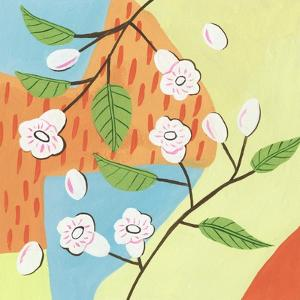 Early Summer Memory I by Melissa Wang