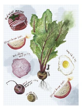 Food Sketches II