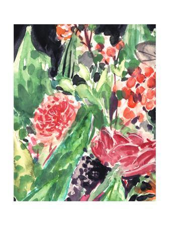 Garden Fest I by Melissa Wang