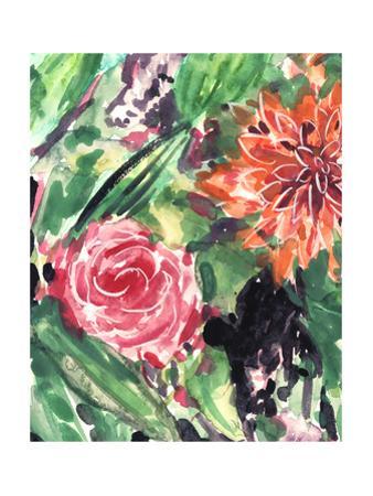 Garden Fest IV by Melissa Wang