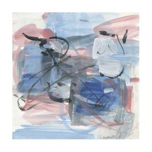 Gestural Remnant II by Melissa Wang