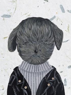 Hip Dog I by Melissa Wang