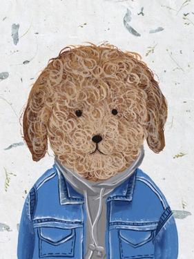 Hip Dog III by Melissa Wang