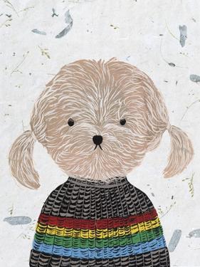 Hip Dog IV by Melissa Wang