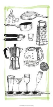 Kitchen Display I by Melissa Wang