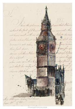 Letters from Big Ben by Melissa Wang