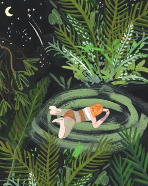 Lost in the Garden II by Melissa Wang