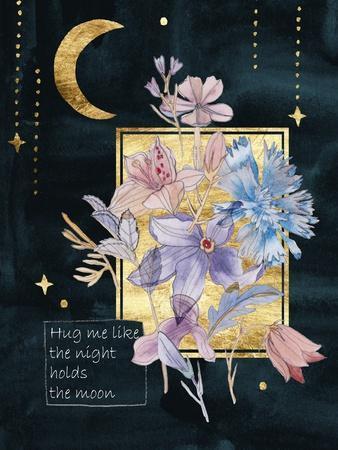 Moonlight Flowers III