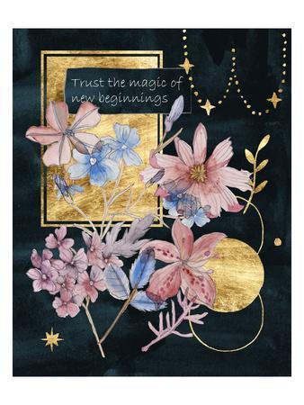 Moonlight Flowers IV
