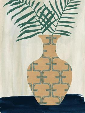 Palm Branches I by Melissa Wang