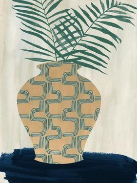 Palm Branches II by Melissa Wang