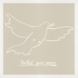 Peace Dove II by Melissa Wang