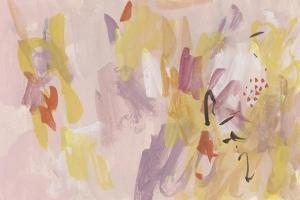 Pink Abstraction II by Melissa Wang