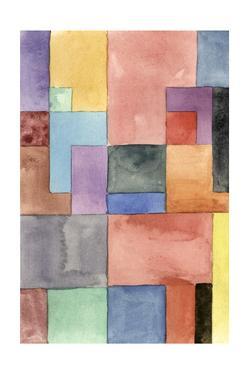 Primary Blocks I by Melissa Wang
