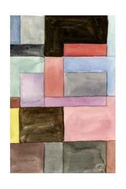 Primary Blocks II by Melissa Wang