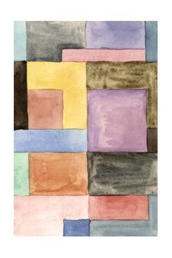 Primary Blocks III by Melissa Wang