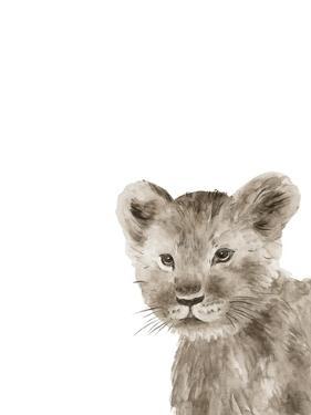 Safari Animal Portraits I by Melissa Wang