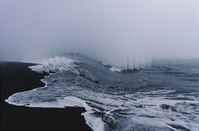 Sea Wave I by Melissa Wang