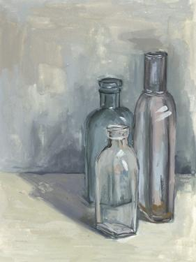 Still Life with Bottles II by Melissa Wang