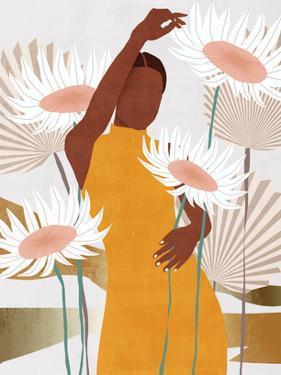 Sun Kissed Woman II by Melissa Wang