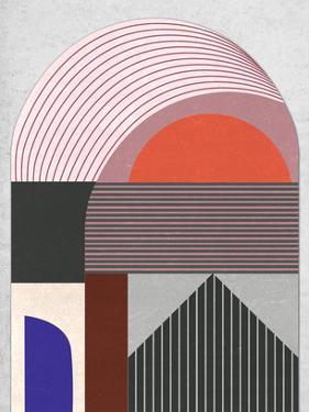 Sundown Meditation II by Melissa Wang