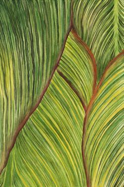 Tropical Crop II by Melissa Wang
