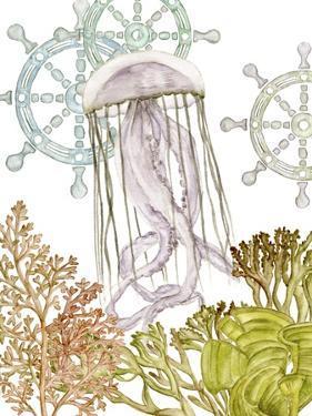 Undersea Creatures III by Melissa Wang