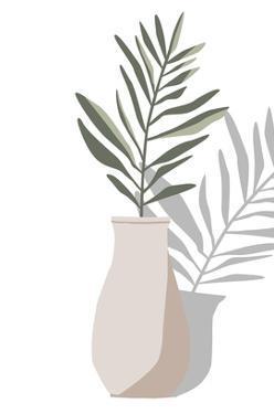 Vase & Stem II by Melissa Wang