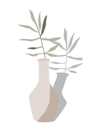 Vase & Stem III
