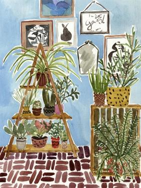 Way to the Jungle III by Melissa Wang