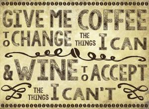 Coffee Life 1 by Melody Hogan