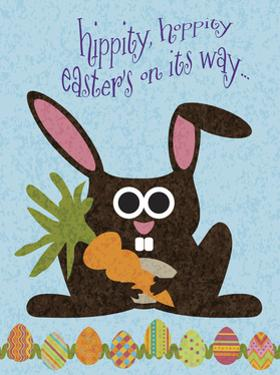 Easter Bunny 1 by Melody Hogan