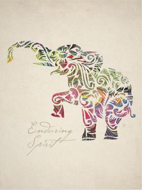Elephant Set 02 by Melody Hogan