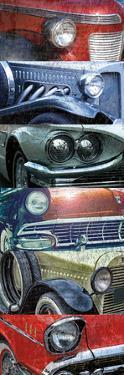 Grunge Cars 1 by Melody Hogan