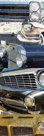 Grunge Cars 2 by Melody Hogan